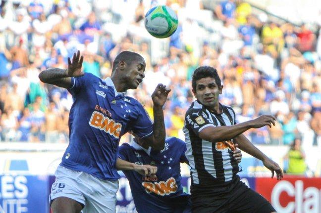 Cruzeiro e Atlético Mineiro já fizeram um mata-mata em 2014, no Estadual